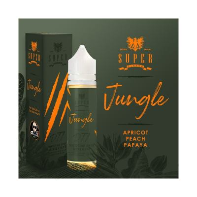 Super Flavor Jungle by Danielino D77 aroma a bassa concentrazione 50ml