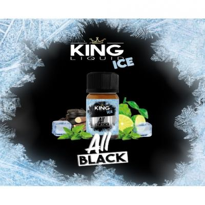 ALL BLACK - AROMA CONCENTRATO 10ML